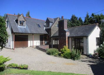 Thumbnail 3 bedroom detached house to rent in Church House Barn, Llanllwchaiarn, Llanllwchaiarn, Newtown, Powys