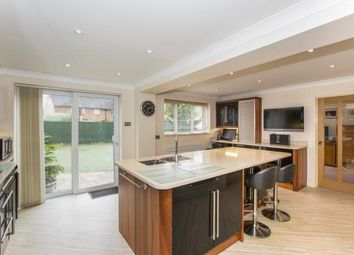 Thumbnail 5 bed detached house for sale in Dorling Way, Brampton, Huntingdon, Cambridgeshire