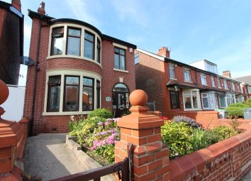 Thumbnail 3 bedroom detached house for sale in Westmorland Avenue, Blackpool