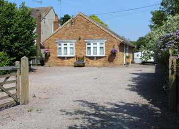 Thumbnail 3 bed detached bungalow for sale in The Street, Little Clacton, Clacton-On-Sea