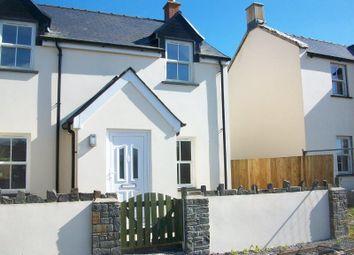 Thumbnail 2 bed end terrace house for sale in Plot 4 Hays Lane, Sageston, Tenby, Pembrokeshire