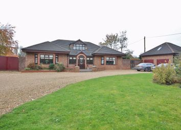 Thumbnail 5 bed detached bungalow for sale in Wheathill Road, Huyton, Liverpool
