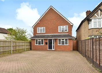 Thumbnail 4 bed detached house for sale in Hogfair Lane, Burnham, Slough