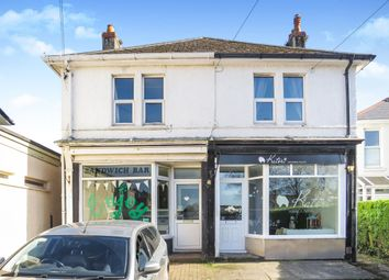 Thumbnail 2 bed flat for sale in Church Road, Plymstock, Plymouth