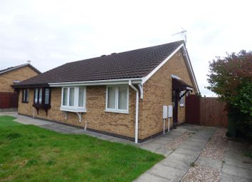 Thumbnail 2 bed semi-detached bungalow to rent in Woodhouse Road, Narborough, Leicester