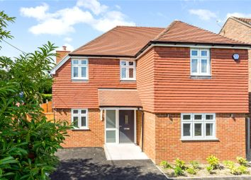 Thumbnail 3 bed detached house for sale in St. Hildas, Plaxtol, Sevenoaks, Kent