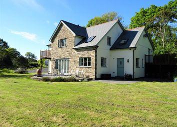 Thumbnail 4 bed detached house for sale in Tilland, Tideford, Saltash