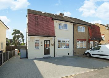 Hythe Field Avenue, Egham TW20. 4 bed semi-detached house