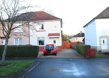 Thumbnail 2 bed semi-detached house for sale in 18, Tummel Street, Riddrie, Glasgow, Glasgow City