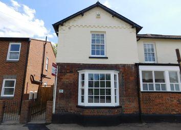Thumbnail 3 bed semi-detached house for sale in Julians Road, Stevenage