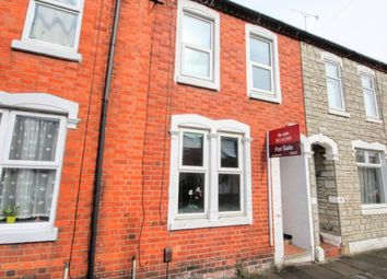 Thumbnail 2 bed terraced house for sale in Stanley Road, St James, Northampton