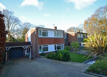Thumbnail 4 bed detached house for sale in Connop Way, Frimley, Surrey