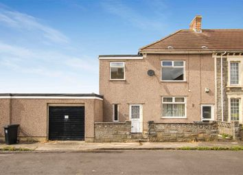 Thumbnail 2 bed maisonette for sale in Rodney Avenue, Kingswood, Bristol