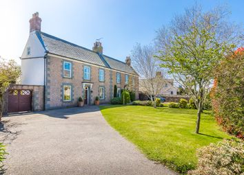 Thumbnail 4 bed semi-detached house for sale in Les Camps Du Moulin, St. Martin, Guernsey