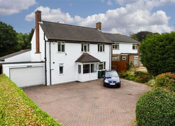 Thumbnail 4 bed detached house for sale in Outwood Lane, Chipstead, Surrey