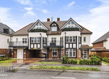 Thumbnail 2 bed flat for sale in Burns Court, Balgores Lane, Gidea Park