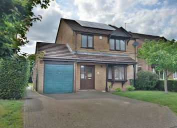 Thumbnail 4 bed detached house for sale in Caistor Road, Doddington Park, Lincoln
