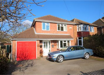 Thumbnail 3 bed detached house for sale in Montague Road, Warwick