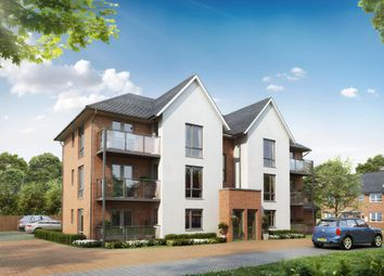 "Thumbnail 2 bedroom flat for sale in ""Falkirk"" at Fen Street, Wavendon, Milton Keynes"