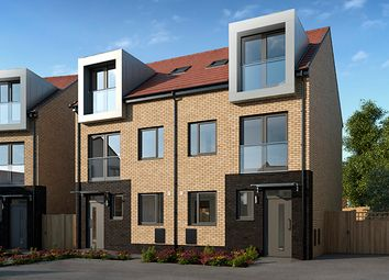 """Thumbnail 3 bed property for sale in """"The Amethyst At Brimstone Frickley"""" at Lapwing Road, South Elmsall, Pontefract"""