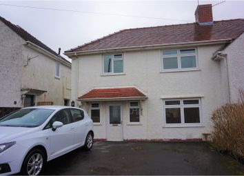 Thumbnail 2 bedroom semi-detached house for sale in Brynamlwg, Clydach