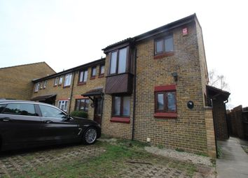 Thumbnail 3 bed semi-detached house to rent in School Lane, Egham