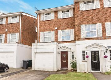 Thumbnail 4 bedroom terraced house for sale in Bishops Close, Arkley, Herts