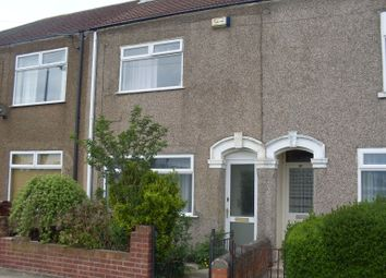 Thumbnail 3 bed terraced house to rent in Newhaven Terrace, Grimsby