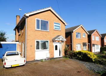 Thumbnail 3 bed detached house to rent in Salisbury Avenue, East Leake, Loughborough