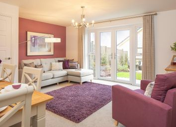 "Thumbnail 3 bed semi-detached house for sale in ""Folkestone"" at Market Place, Chippenham"