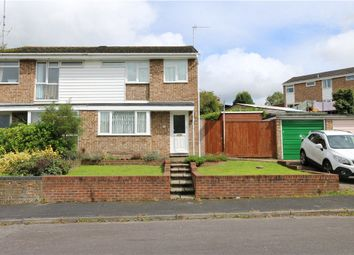 Thumbnail 3 bed semi-detached house for sale in Woodside Road, North Baddesley, Southampton, Hampshire