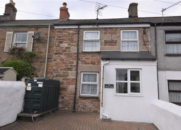 Thumbnail 3 bed cottage for sale in Railway Terrace, Carharrack, Redruth