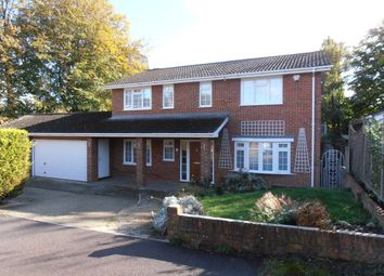 Thumbnail 4 bed detached house to rent in The Cedars, Tilehurst, Reading