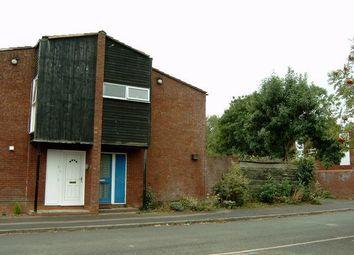 Thumbnail 3 bedroom property to rent in Pembridge Close, Winyates West, Redditch, Worcs.