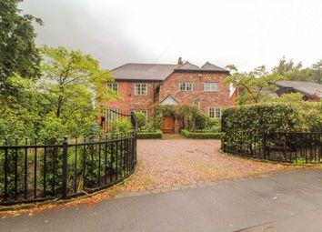 Thumbnail 4 bed detached house for sale in Woodford Road, Bramhall, Stockport