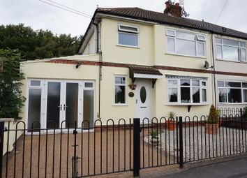 Thumbnail 3 bedroom semi-detached house for sale in Markfield Road, Ratby