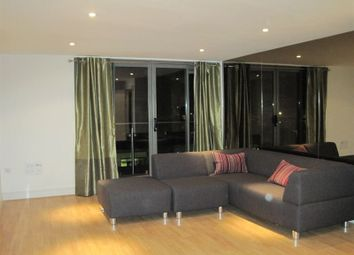 Thumbnail 1 bed flat to rent in Central Apartments, High Road, Wembley