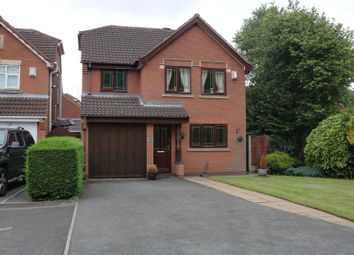 Thumbnail 4 bed detached house for sale in Redbourn Road, Turnberry, Bloxwich
