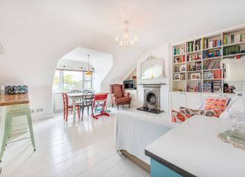 Thumbnail 3 bed flat for sale in Wellesley Road, Chiswick