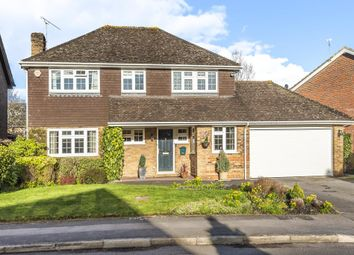 4 bed detached house for sale in Ivy Drive, Lightwater GU18