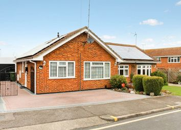 Thumbnail 2 bed semi-detached bungalow for sale in Mercury Close, Wickford