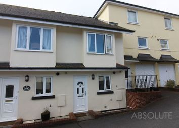 Thumbnail 3 bed terraced house to rent in Babbacombe Road, Torquay