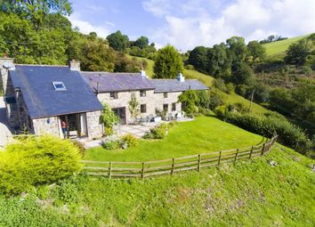 Thumbnail 5 bed detached house for sale in Bwlch-Y-Ddar, Llangedwyn, Oswestry