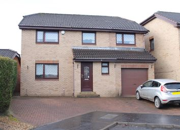 Thumbnail 5 bedroom detached house for sale in Dunlop Grove, Uddingston, Glasgow