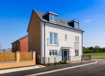 Thumbnail 4 bed detached house for sale in Apple Tree Close, Norton Fitzwarren, Taunton