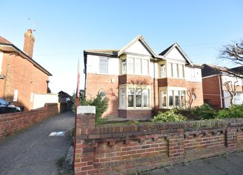 Thumbnail 3 bed semi-detached house to rent in Kingscote Drive, Blackpool