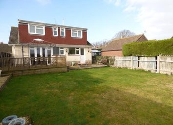 Thumbnail 4 bed detached house for sale in Laburnum Grove, Hayling Island