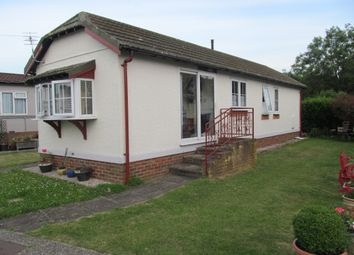 2 bed mobile/park home for sale in Prince Of Wales Park (Ref 5926), Burmarsh Road, Hythe, Kent CT21