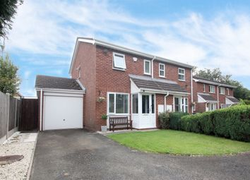 Deanbrook Close, Monkspath, Solihull B90. 2 bed semi-detached house