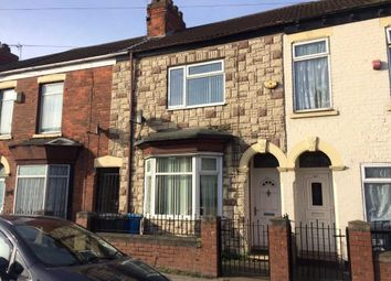 Thumbnail 3 bedroom terraced house for sale in New Bridge Road, Southcoates Lane, Hull